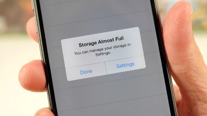 iPhone-7-storage-full