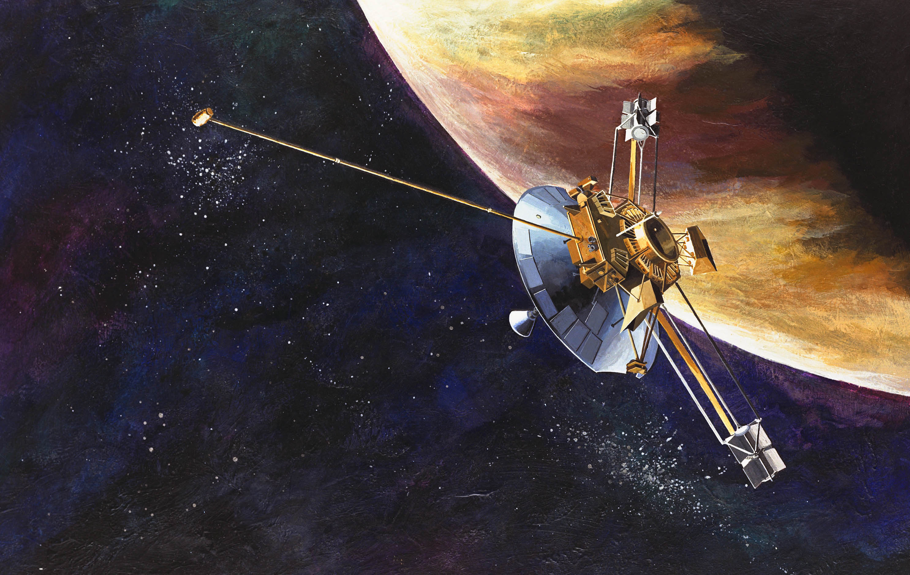 space probes meaning - HD1920×1214
