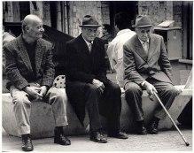 3 old men Wealth Love Success